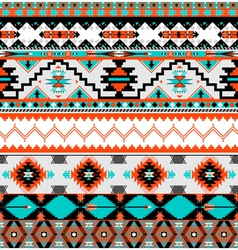 Seamless navaho pattern vector