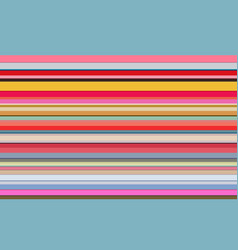 color lines textile background colorful stripes vector image