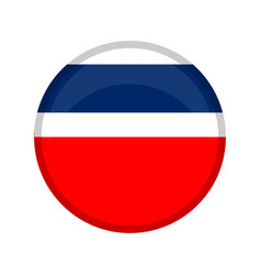 empty norway campaign button vector image
