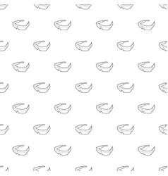 Spy glasses pattern seamless vector