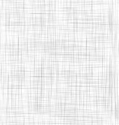 Seamless Linen Texture vector image
