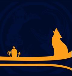 Halloween background graphic resource vector