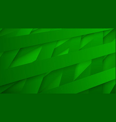 Abstract background of interwoven stripes vector