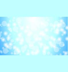 bokeh lights background vector image