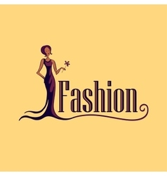 Fashion Logo Symbol vector