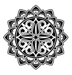 Scandinavian tattoo 0005 vector