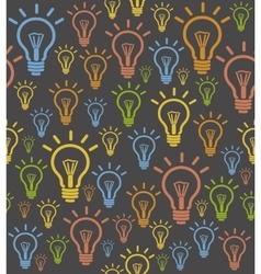Lamp Pattern vector