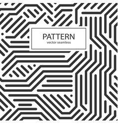 Striped seamless geometric pattern digital vector