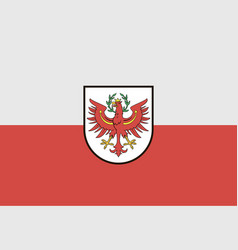 Tyrol flag vector