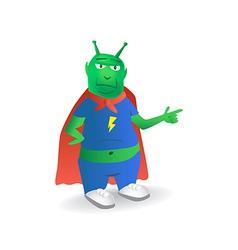 Super ET vector image