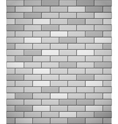 brick wall 02 vector image