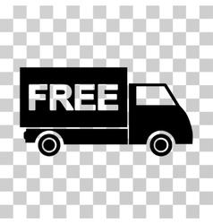 Free Shipment Icon vector image vector image