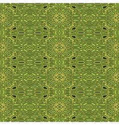 green grid vector image