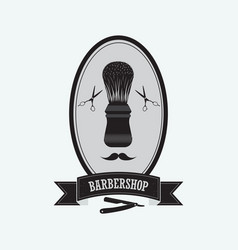 shave and a haircut vector image vector image