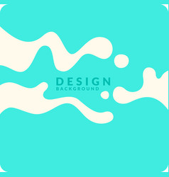 bright abstract background with a dynamic vector image
