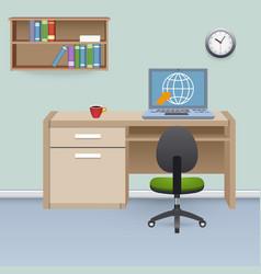 Cabinet Interior vector