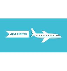 404 error vector image