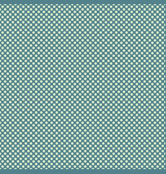 1950s style polka dots seamless pattern vector
