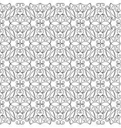 Abstract natural seamless pattern vector