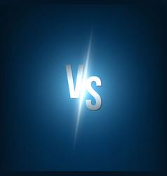 Creative glow versus vector