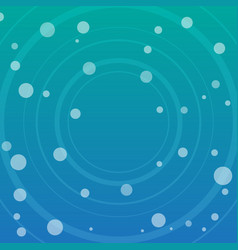 teal abstract background vector image