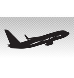Airplane aviation flat icons for apps and websites vector