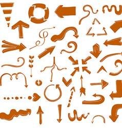Arrows2 vector image