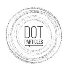Dotwork background dynamic energy vector