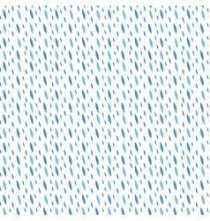 rain drops pattern seamless vector image vector image
