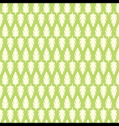 abstract leaf design pattern background vector image vector image