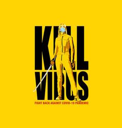 Kill virus vector