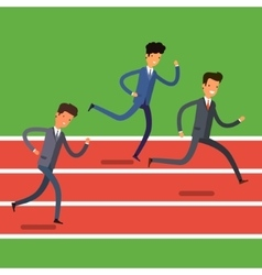 Concept of winning vector image vector image