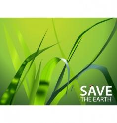 vector grass vector image