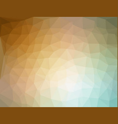 Color polygon abstract triangulated background vector