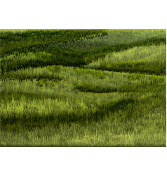 south downs grass background vector image