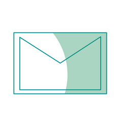 email envelope message communication letter vector image