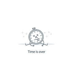 Time is over Kill time vector