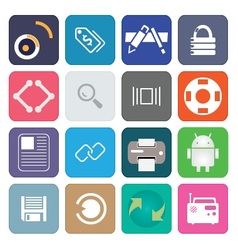 Web Icons 34 vector