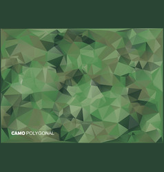 Army military camouflage background made of vector