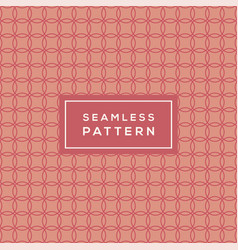 Modern seamless color geometric pattern with lines vector