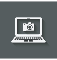 Distance online learning symbol vector