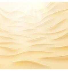 Summer Beach template EPS 10 vector image vector image