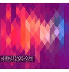 Abstract club flyer template Abstract background vector