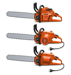 Chain Saws vector