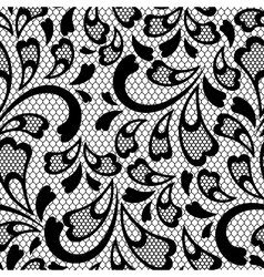 Old lace seamless pattern texture vector