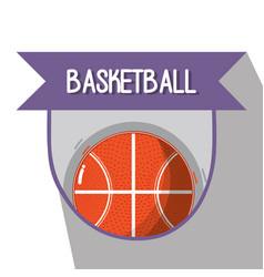 Basketball training play game sport vector