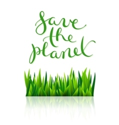Save planet vector