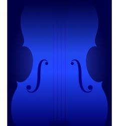 Viola background vector