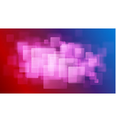 abstract background of blurry squares vector image
