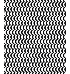 vertical waves seamless pattern vector image